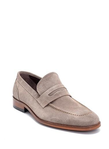 Derimod Erkek Loafer(2084) Klasik Vizon